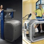 Anti-Gravity Treadmill helps the injured and the elderly