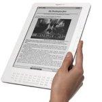 Amazon Kindle DX launched