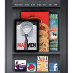 Amazon fires up tablet scene with Kindle Fire