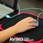 Artmu Laptop Sleeve converts to mouse pad