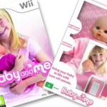 Doll Used As Wiimote Accessory For Baby And Me Game
