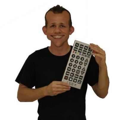 Big remote control