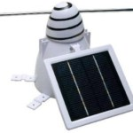 The Solar Powered Bird-B-Gone Bird Repeller