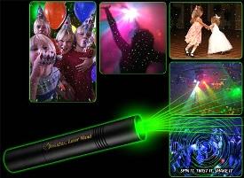 Laser Wand