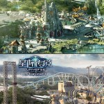 Chinese Amusement Park to have sub-parks devoted to Starcraft and WoW