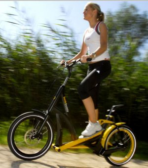 BodyBuddy - The Stepper Bike