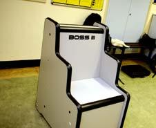 Boss Body Scanner