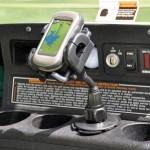 Bracketron Cradle-iT Golf Cart Mount
