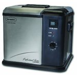 Butterball Electric Turkey Fryer – Next years turkey in a third of the time