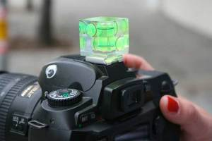 Keep your images straight and level with Camera Cube.