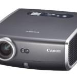 Canon REALiS SX7 Mark II Multimedia LCOS Projector
