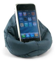 iPhone beanbag