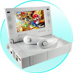 Seven Inch Nintendo Wii LCD Monitor