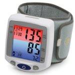 Color Interpreting Blood Pressure Monitor