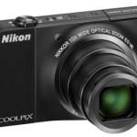 Nikon unveils Coolpix S8000