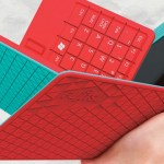 Fujitsu hybrid notebook/tablet folds into fourths
