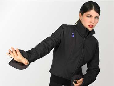 Defensive Jacket