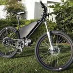 DIY electric bicycle comes with three power modes