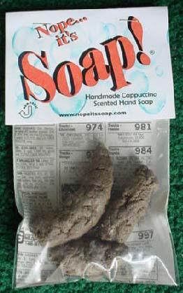 DogDoo Soap