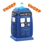 Doctor Who Plush TARDIS