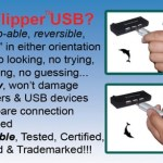 Flipper USB Connector simplifies your USB port
