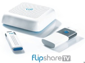 FlipShare TV - a new accessory for use with Flip video pocket camcorders