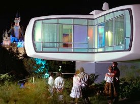 Disneylands House of the Future