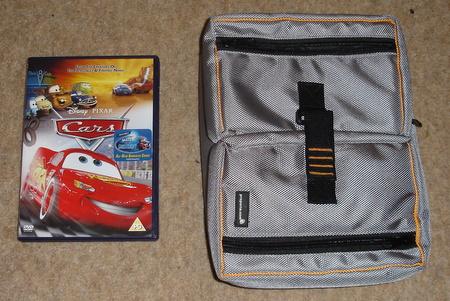 DVD Gadget Bag