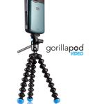 Joby's GorillaPod adds video …