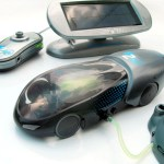 H2Go Fuel Cell Car lets kids play with renewable energy