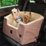 Heated Pet Car Seat will make Fido love you more