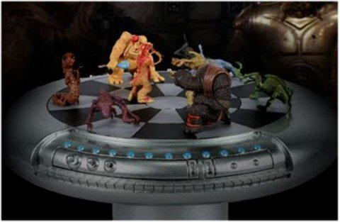 Star Wars Holo Chess