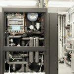 IBM Aquastar is a water cooled supercomputer