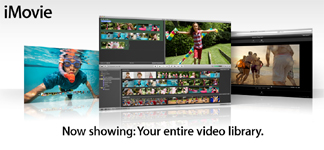 New iMovie/iLife 08