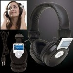 iPod Headphones Hold Your Nano