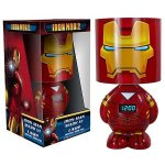 Star Wars Iron Man 2 Lamp Clock and MP3 Dock