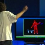 Apparently, the Kinect is good for sit-down gamers, too