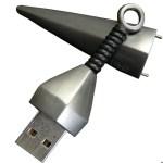 Ninja Kunai USB Drive