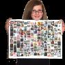 Social Artworks -  Bringing your Facebook friends home