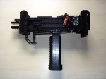 Lego Uzi Rubber Band Gun