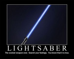 The Jedi Lightsaber is one step closer to reality ...