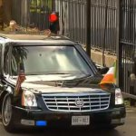 President Obama's stuck limo is hopefully not an omen for the United States
