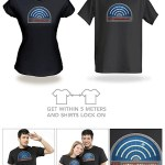 The Locked On Proximity Sensing Shirt
