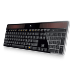 We go hands on with the Logitech Wireless Solar Keyboard K750