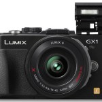 Panasonic Lumix GX1 announced
