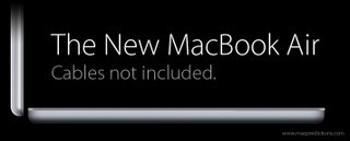 MacBook Air - Rumor