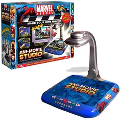 Marvel Ani-Movie Stop Motion Movie Maker