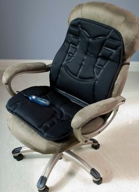 Cordless Rechargeable Massage Seat