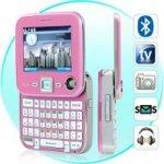 Metro Pink Cosmopolitan phone