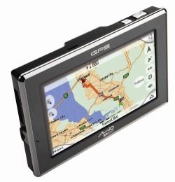Mio DigiWalker C720t GPS System